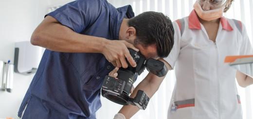 Ariel Quintana López Tomando Foto
